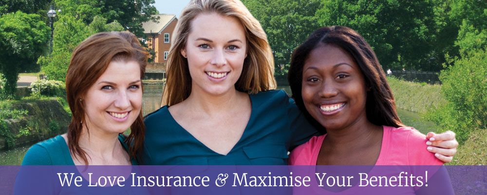 We Love Insurance & Maximise Your Benefits!